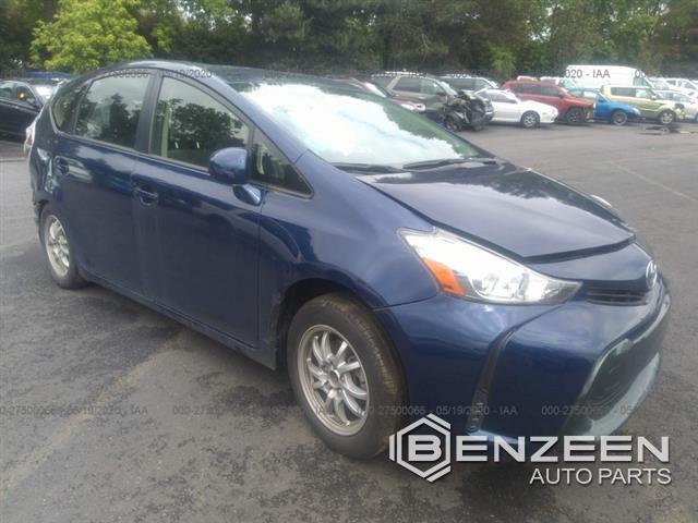 Used 2016 Toyota Prius V Car For Parts Only For Parts