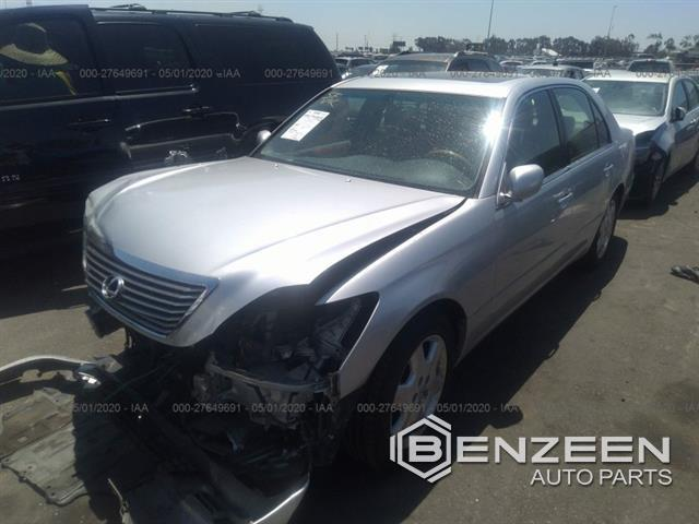 Used 2004 Lexus LS 430 Car For Parts Only For Parts