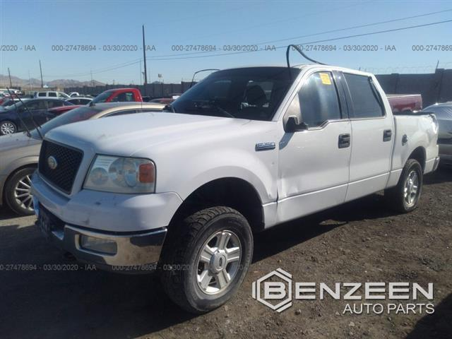 Used 2004 Ford F-150 New Car For Parts Only For Parts