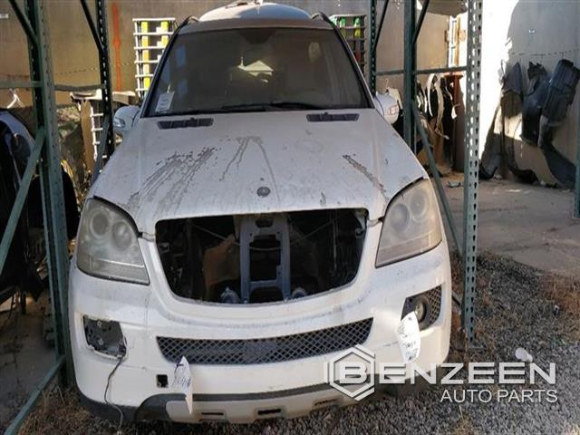 Used 2007 Mercedes-Benz ML350 Car For Parts Only For Parts