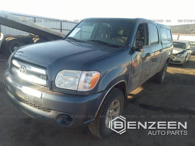 Used 2006 Toyota Tundra Car For Parts Only For Parts
