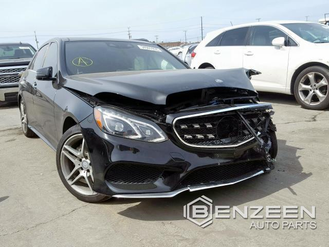 Used 2016 Mercedes-Benz E400 Car For Parts Only For Parts