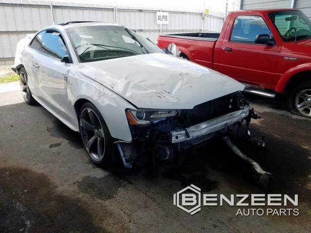 Used 2014 Audi S5 Car For Parts Only For Parts