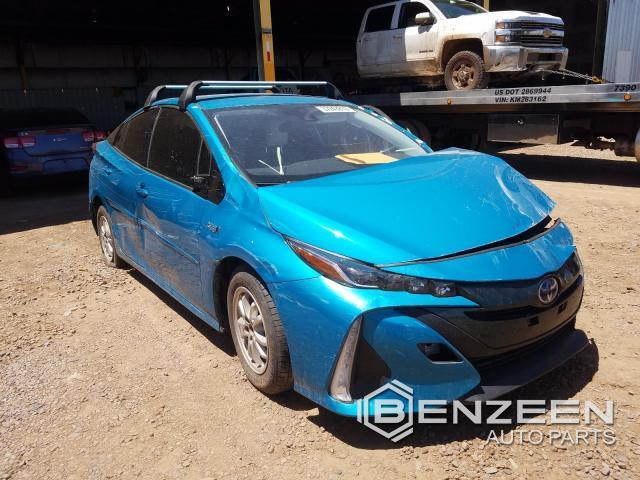 Used 2018 Toyota Prius Car For Parts Only For Parts
