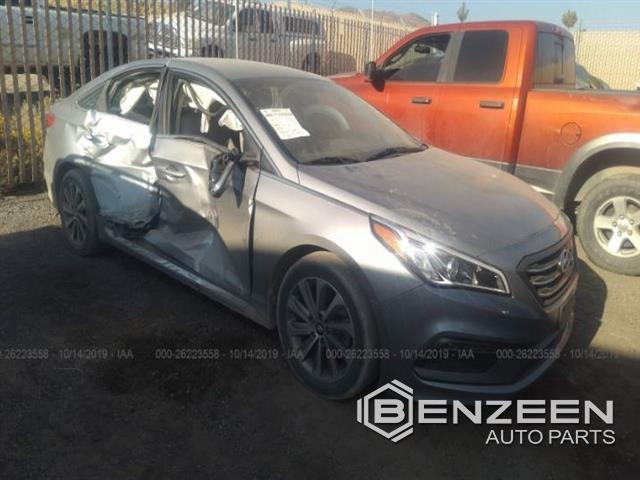 Used 2015 Hyundai Sonata Car For Parts Only For Parts