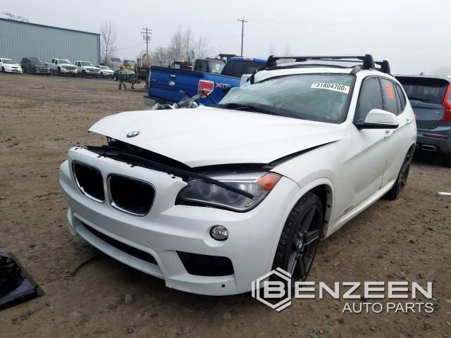 Used 2015 BMW X1 Car For Parts Only For Parts