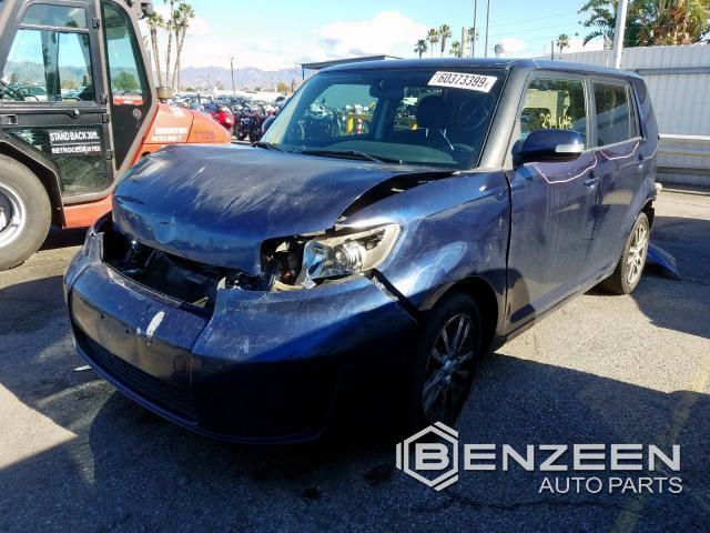 Used 2008 Scion xB Car For Parts Only For Parts