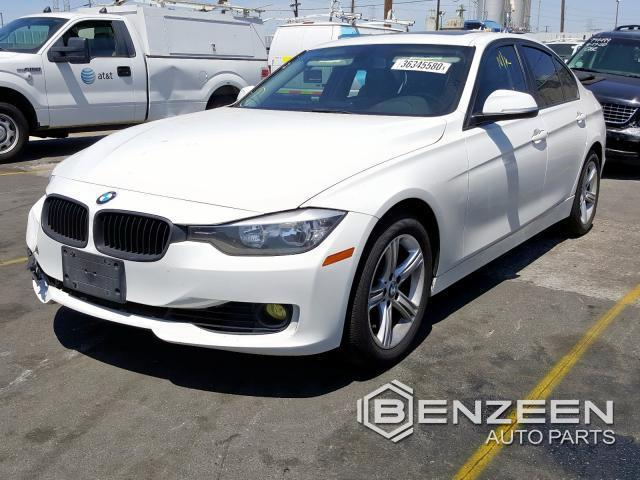 Used 2012 BMW 328i Car For Parts Only For Parts