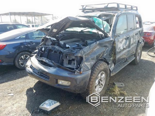 Used 2005 Toyota Land Cruiser Car For Parts Only For Parts
