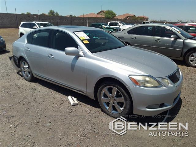 Used 2006 Lexus GS 300 Car For Parts Only For Parts