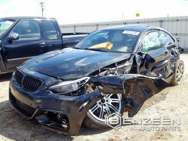 Used 2014 BMW 228i Car For Parts Only For Parts
