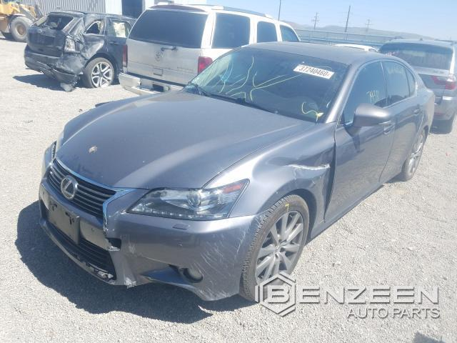 Used 2013 Lexus GS 350 Car For Parts Only For Parts