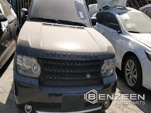 Used 2010 Land Rover Range Rover Car For Parts Only For Parts
