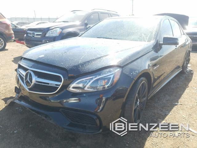 Used 2015 Mercedes-Benz E63 Car For Parts Only For Parts
