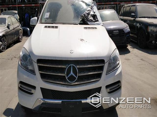 Used 2015 Mercedes-Benz ML250 Car For Parts Only For Parts