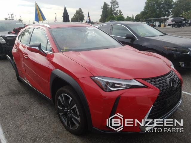 Used 2019 LEXUS UX200 Car For Parts Only For Parts