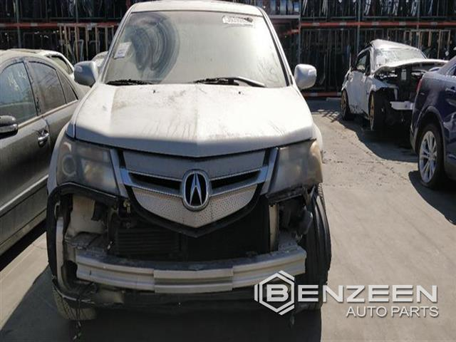 Used 2008 Acura MDX Car For Parts Only For Parts