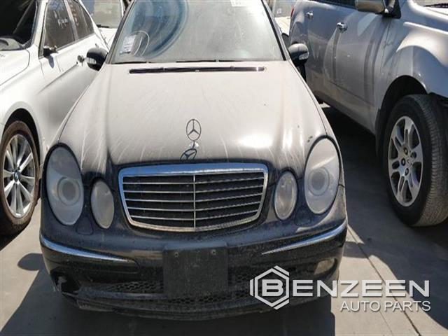 Used 2006 Mercedes-Benz E500 Car For Parts Only For Parts