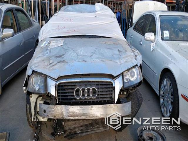 Used 2008 Audi A3 Car For Parts Only For Parts