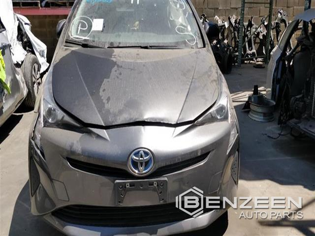 Used 2016 Toyota Prius Car For Parts Only For Parts