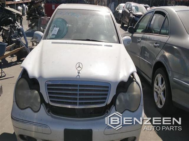 Used 2001 Mercedes-Benz C320 Car For Parts Only For Parts