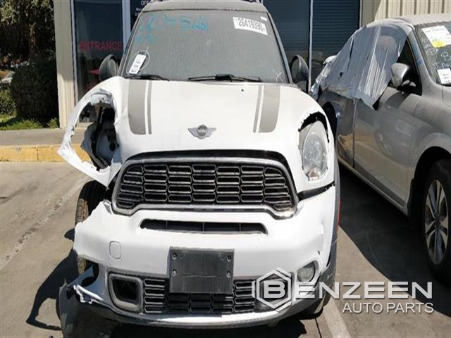 Used 2014 Mini Countryman Car For Parts Only For Parts