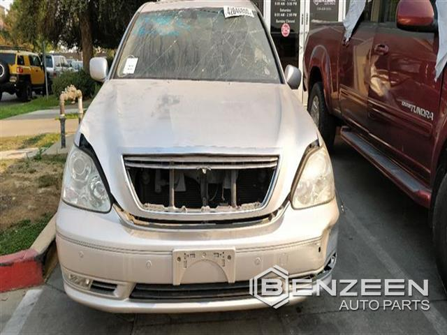 Used 2006 Lexus LS 430 Car For Parts Only For Parts