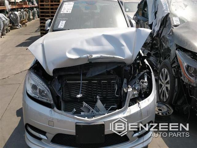 Used 2009 Mercedes-Benz C300 Car For Parts Only For Parts