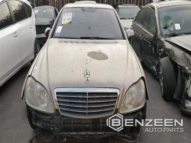 Used 2006 Mercedes-Benz S500 Car For Parts Only For Parts