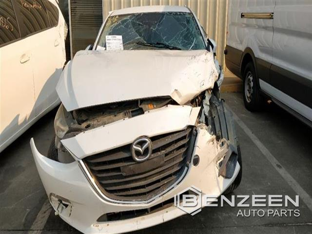 Used 2016 Mazda Mazda3 Car For Parts Only For Parts