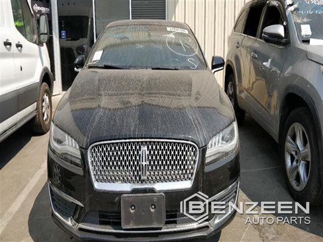Used 2017 Lincoln MKZ Car For Parts Only For Parts