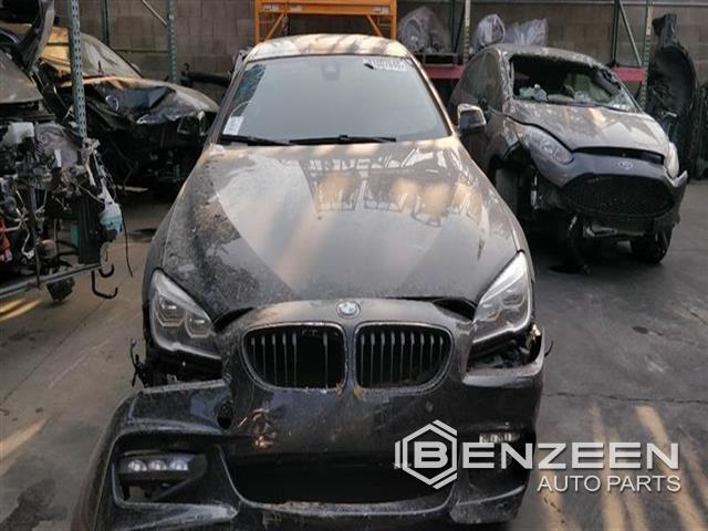Used 2016 BMW 650i Car For Parts Only For Parts