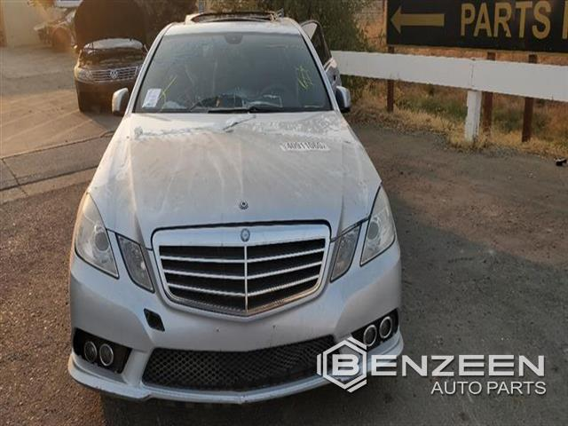 Used 2010 Mercedes-Benz E350 Car For Parts Only For Parts