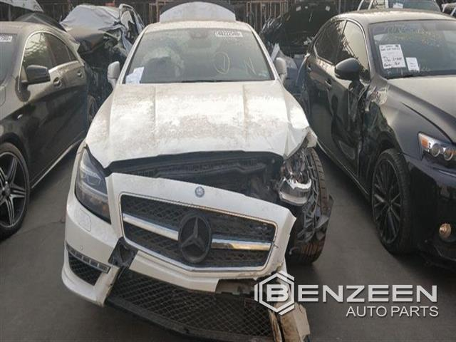 Used 2013 Mercedes-Benz CLS63 Car For Parts Only For Parts