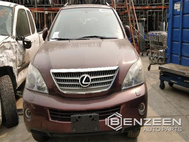 Used 2008 Lexus RX 400h Car For Parts Only For Parts