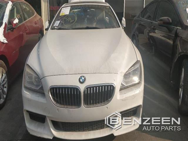 Used 2012 BMW 640i Car For Parts Only For Parts