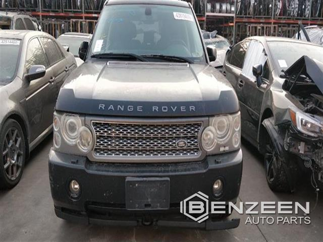 Used 2006 Land Rover Range Rover Car For Parts Only For Parts