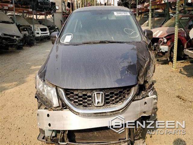 Used 2015 Honda Civic Car For Parts Only For Parts