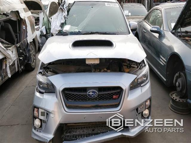 Used 2017 Subaru WRX Car For Parts Only For Parts