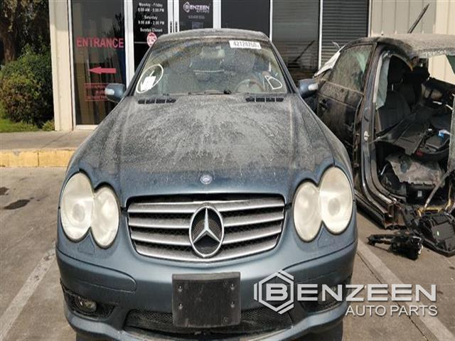 Used 2004 Mercedes-Benz SL500 Car For Parts Only For Parts