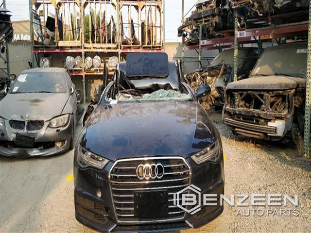 Used 2017 Audi A6 Car For Parts Only For Parts