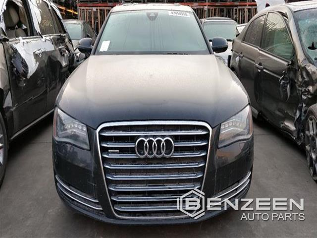 Used 2011 Audi A8 Car For Parts Only For Parts
