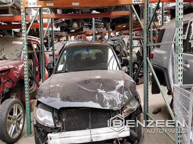Used 2009 Audi A4 Car For Parts Only For Parts