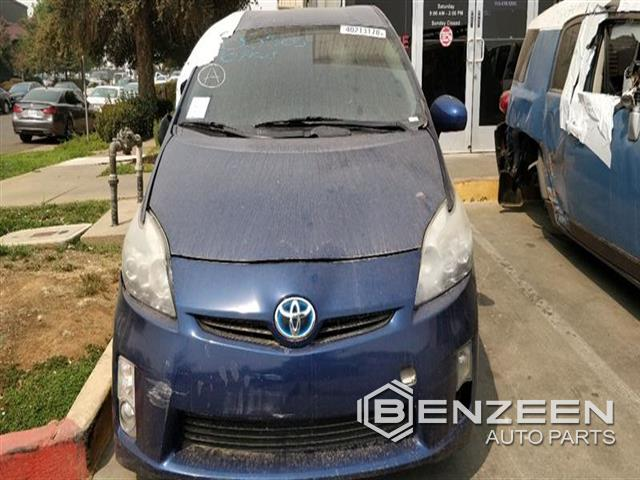 Used 2010 Toyota Prius Car For Parts Only For Parts