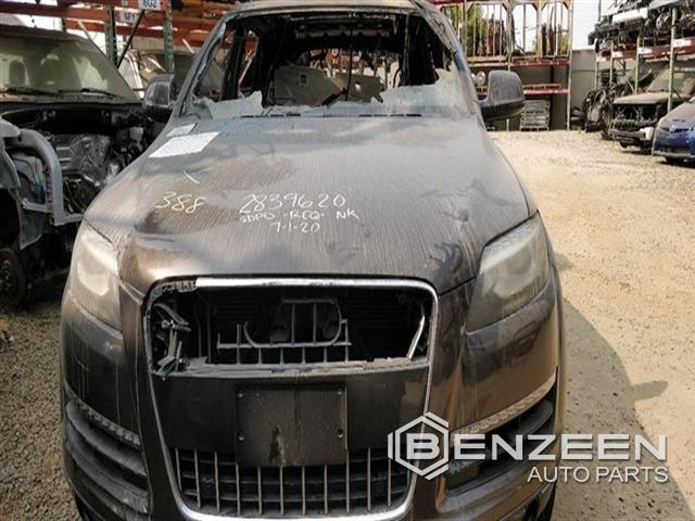 Used 2011 Audi Q7 Car For Parts Only For Parts