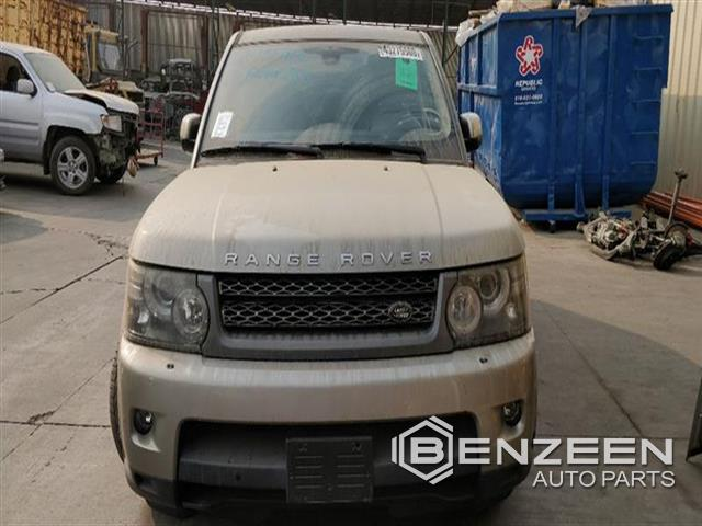 Used 2010 Land Rover Range Rover Sport Car For Parts Only For Parts