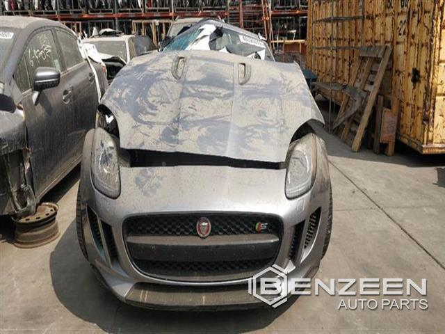 Used 2015 Jaguar F-Type Car For Parts Only For Parts