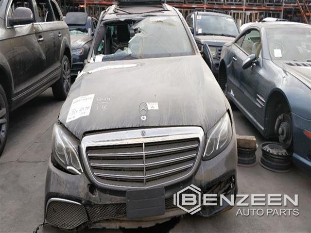 Used 2018 MERCEDES-BENZ E300 Car For Parts Only For Parts