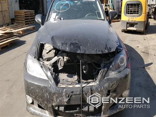 Used 2012 Lexus IS 350 Car For Parts Only For Parts