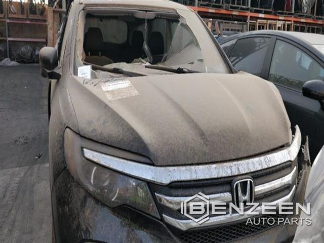 Used 2016 Honda Pilot Car For Parts Only For Parts